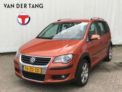 tweedehands VW Touran Cross 1.4 TSI Clima / RADIO CD / Tr haak
