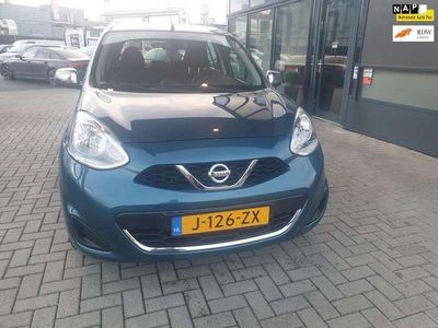 tweedehands Nissan Micra 1.2 Connect Edition