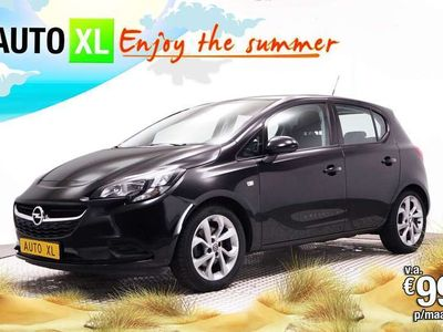 tweedehands Opel Corsa 1.4-16V 90 PK 5-Drs Edition Airco Bluetooth Cruise