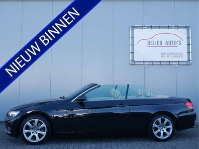 tweedehands BMW 320 Cabriolet 320i High Executive Automaat/Xenon/Leer/17i