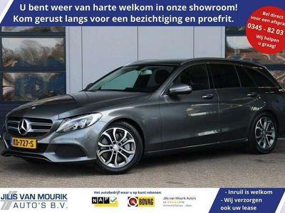 tweedehands Mercedes C350 Estate e | Excl BTW | 360 Camera | LED | Sportstoe