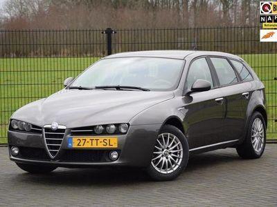 tweedehands Alfa Romeo 159 Sportwagon 1.8 mpi Business 2007 Clima Cruise Control