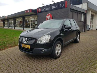 tweedehands Nissan Qashqai 1.6 TREKHAAK, AIRCO, CRUISE, PDC
