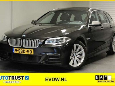 tweedehands BMW M550 5-SERIE Touring xd Automaat,Panodak,B&O*Full Options*
