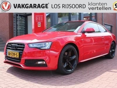tweedehands Audi A5 1.8 TFSI S-Line Aut.   NL-Auto   Navigatie   Half-
