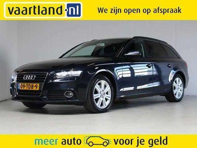 tweedehands Audi A4 AVANT 2.0 TDI Bns Ed. [ sportstoelen NAP navigatie