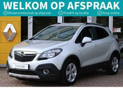 tweedehands Opel Mokka 1.4 Turbo 140PK Edition TREKHAAK | AIRCO | NL AUTO