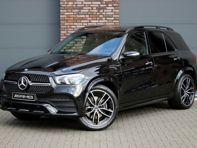 tweedehands Mercedes 300 GLE-klasse d 4-MATIC Premium Plus AMG Aut9, Luchtv