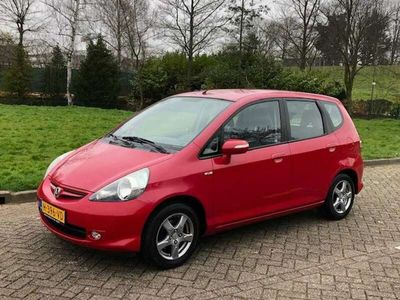 tweedehands Honda Jazz 1.4 LS 2008 Climate control! Facelift! Rijdt keurig! Zuinig!