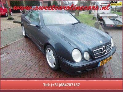 tweedehands Mercedes CLK320 Coupé Elegance,AMG pakket,Navigatie