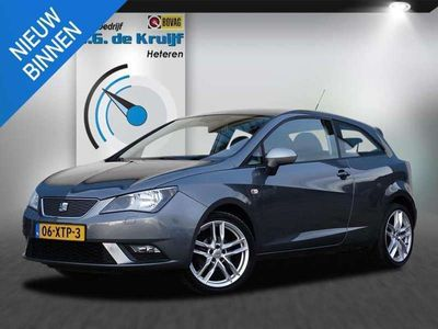 "tweedehands Seat Ibiza SC 1.2 TDI Style Technic Airco | Cruise | 17"" | Le"