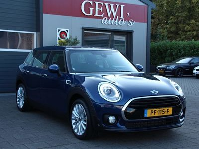 tweedehands Mini Cooper Clubman 1.5 Autom. Pepper Serious Business NL AUTO