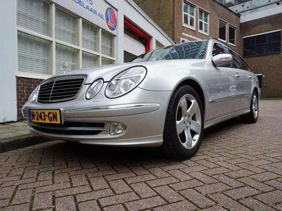 tweedehands Mercedes E500 Combi Avantgarde * NAVI * LEER * OPEN DAK *