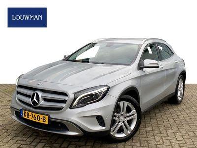 tweedehands Mercedes GLA200 Edition 1 | Navi | Camera | Airco | Cruise | Trekh