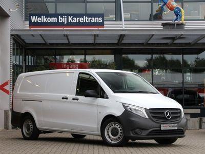 tweedehands Mercedes Vito 119 CDI | Aut. | XL | 2x Schuifdeur | Navi | Stoel