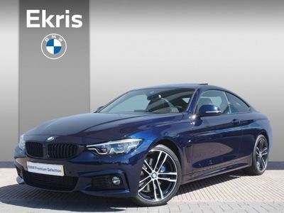 tweedehands BMW 420 4 Serie Coupé i Aut. High Executive M Sportpakket - December Sale