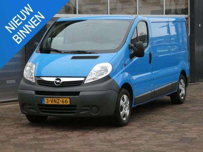 tweedehands Opel Vivaro 2.0 CDTI L2H1 AIRCO/ CRUISE/ TREKHAAK/ ELEK-RAMEN/