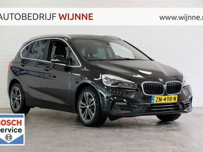 tweedehands BMW 218 2-SERIE Active Tourer i 140pk Aut. Executive Edition   Navi   Full LED   Head-up Display   Cruise