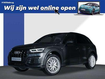 tweedehands Audi Q5 45 TFSI quattro S Line Edition | Demperregeling |