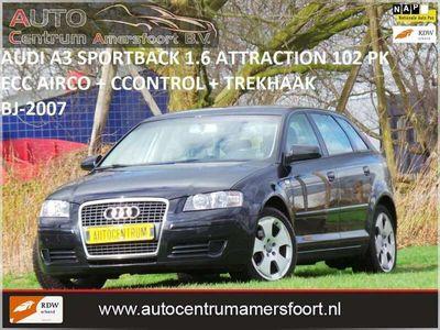 tweedehands Audi A3 Sportback 1.6 Attraction (AIRCO + INRUIL MOGELIJK