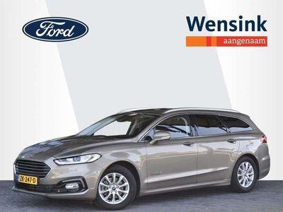tweedehands Ford Mondeo Wagon 2.0 IVCT 140 pk HEV Titanium - Navigatie, Vo