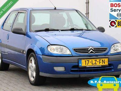 tweedehands Citroën Saxo 1.4i VTS Furio INRUILKOOPJE !!