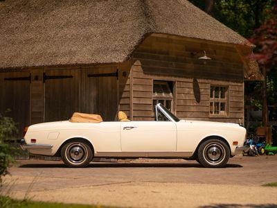 tweedehands Rolls Royce Corniche 6.8 Convertible   top condition