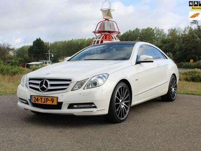 tweedehands Mercedes E300 Coupé CGI Elegance