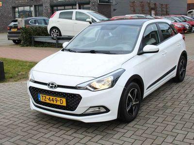 tweedehands Hyundai i20 1.2 LP i-Drive Cool Airco-USB-LM Velgen Nieuwstaat !!