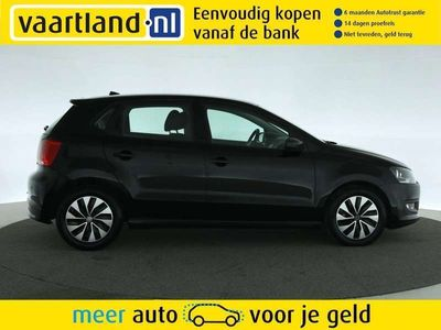 tweedehands VW Polo 1.4 TDI Executive Plus 5-drs [ navi airco cruise ]