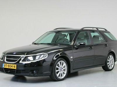 tweedehands Saab 9-5 Estate 2.0t 210pk Griffin Automaat Hirsch | Rijklaarprijs