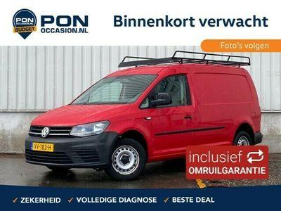 tweedehands VW Caddy Maxi 2.0 TDI L2H1 BMT Trendline 75 pk VERWACHT