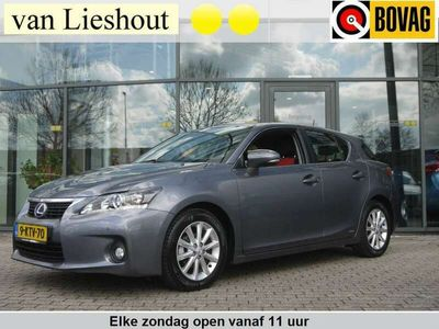 tweedehands Lexus CT200h Business Line Nav/Camera/PDC