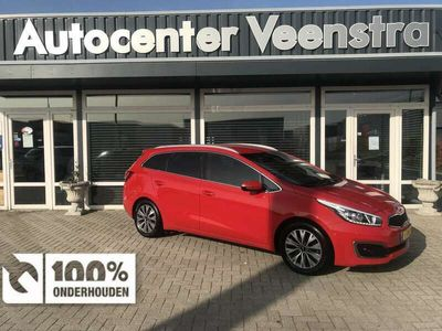 tweedehands Kia cee'd SW / cee'd SW 1.6 CRDi Business DynamicLine 50 prct deal 5.975,-