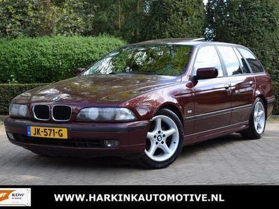 tweedehands BMW 523 523 Touring i Executive MET WERK / YOUNGTIMER