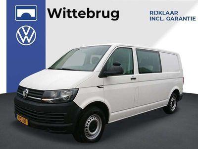 tweedehands VW Transporter Bestelwagen 2.0 TDI L2H1 Dubbel Cab - 150 pk DSG