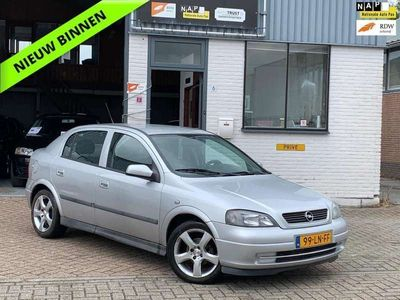 tweedehands Opel Astra 1.6-16V Njoy Airco/ El.raam/ 5Dr/ NAP/ APK