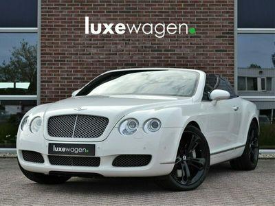 tweedehands Bentley Continental GT 6.0 W12 GTC 560pk Mulliner Org-NL