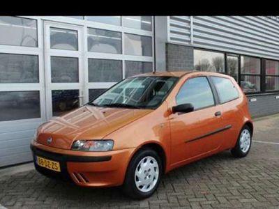 tweedehands Fiat Punto 1.2 16V ELX 3 Deurs
