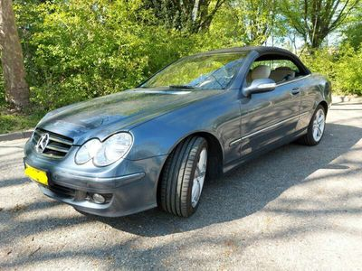 tweedehands Mercedes CLK200 200 K. Elegance