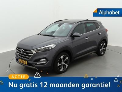 tweedehands Hyundai Tucson 1.6 T-GDI 177pk Premium