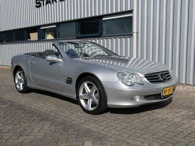 tweedehands Mercedes SL500 64777km