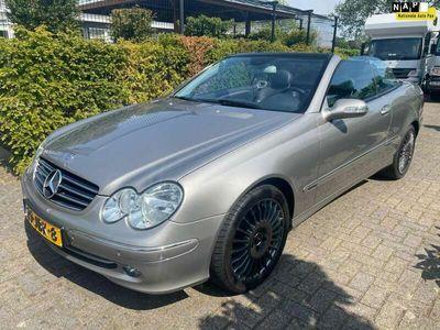 tweedehands Mercedes CLK200 Cabriolet K. Elegance, Nieuwstaat!