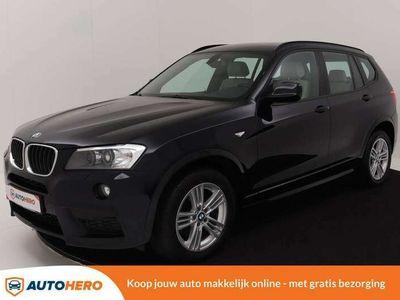 tweedehands BMW X3 xDrive 20i 185PK SL58051 | M-Sport | Cruise | Clim
