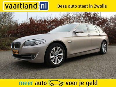 tweedehands BMW 520 520 Touring D Executive Aut. [ prof. navi xenon ]