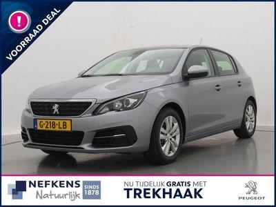 tweedehands Peugeot 308 1.2 110pk Active | Navigatie by Apple Carplay | Parkeersensoren | Lm velgen | Climate control |