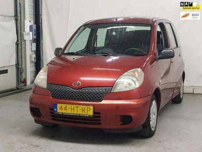 tweedehands Toyota Yaris Verso 1.3-16V VVT-i Luna E