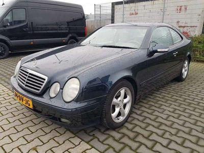 tweedehands Mercedes CLK320 Coupé 160Kw