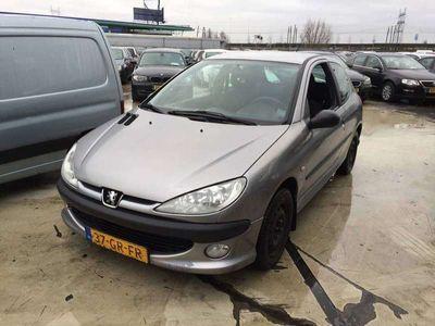 tweedehands Peugeot 206 1.4 XS