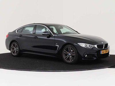 tweedehands BMW 420 4-SERIE Gran Coupé i Executive M-PAKKET AUTOMAAT NW TYPE NAVIGATIE PROFESSIONAL XENON